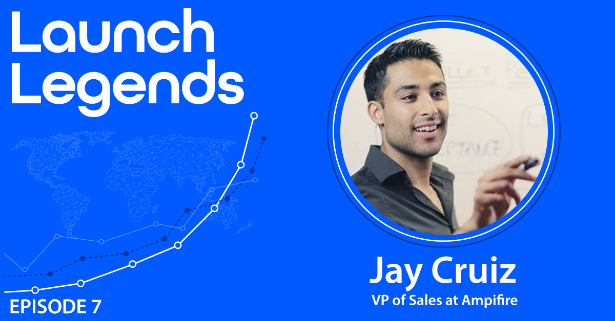 A $4m Launch With Jay Cruiz Of Ampifire