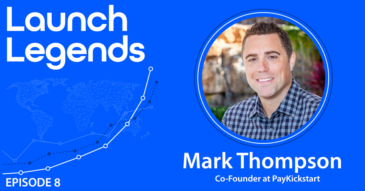 Converting 30k Customers In A Single Launch With Mark Thompson Of PayKickStart