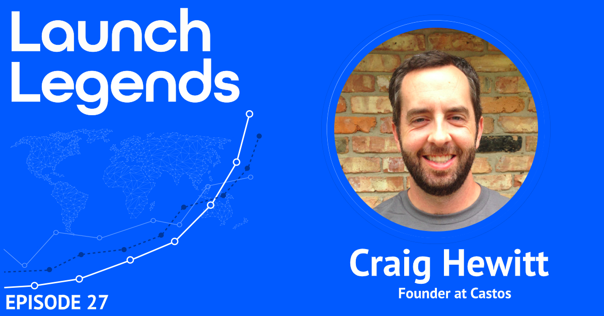 Turning A Wordpress Plugin Into A Customer Acquisition Channel With Craig Hewitt Of Castos