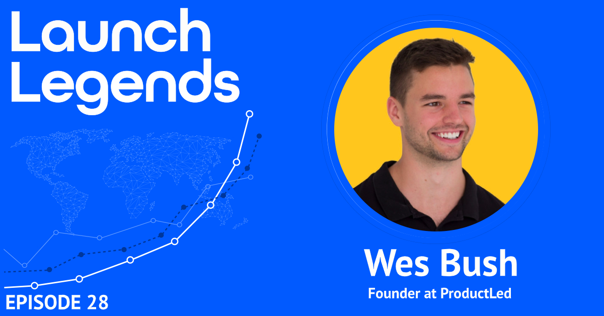 Product Led Growth Explained With Wes Bush Of Product Led Institute