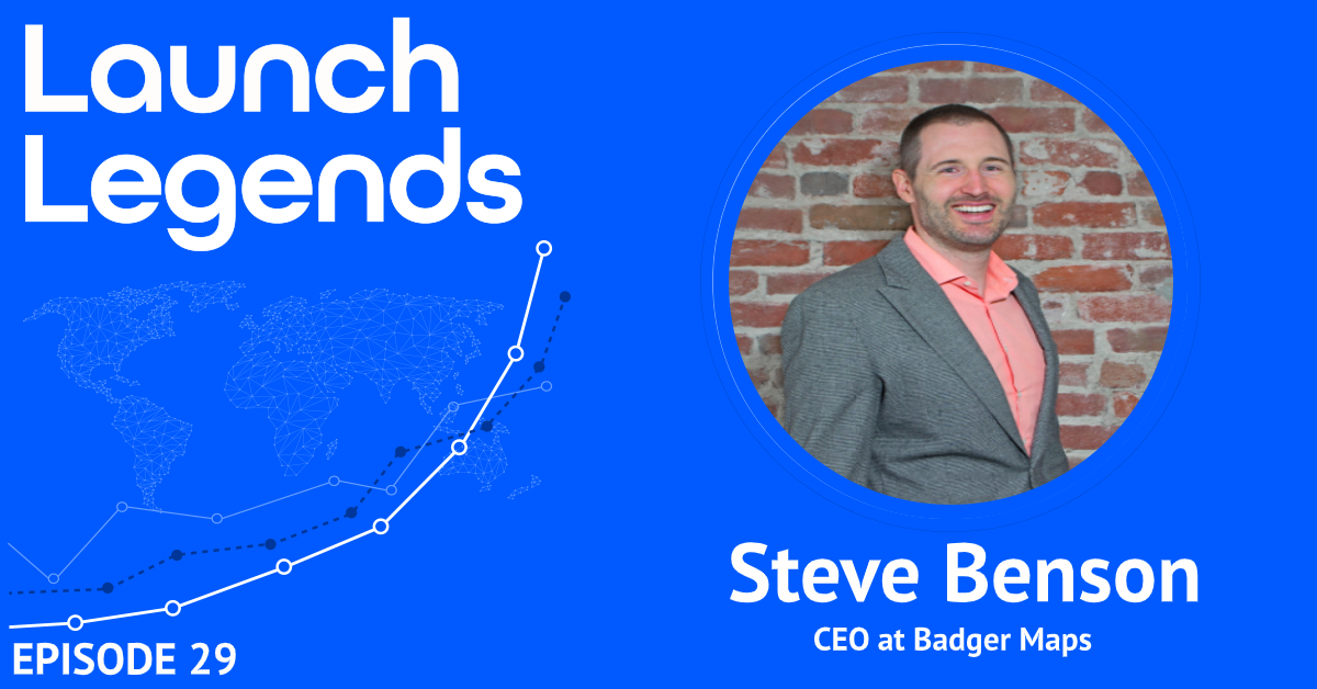 Remote Teams Management Strategies With Steve Benson Of Badger Maps