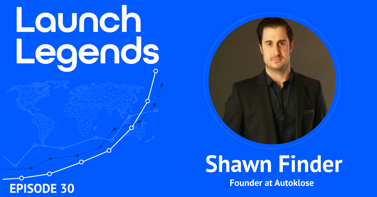 Using Sales Development Reps To Grow To $1m In ARR With Shawn Finder Of Autoklose