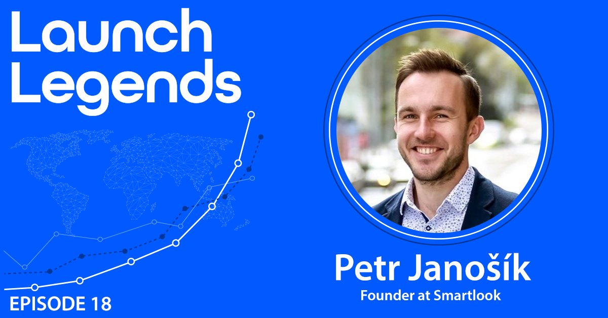 100K Users Within 10 Months with Petr Janosik Of Smartlook