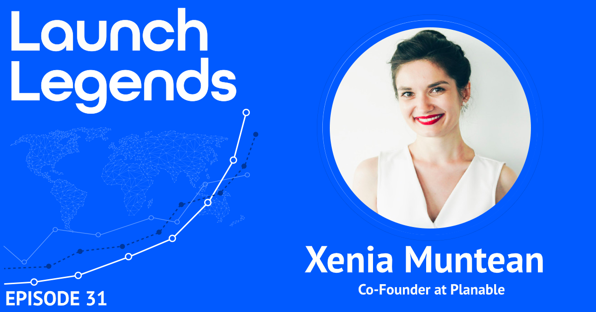 A $200K Launch On AppSumo With Xenia Muntean Of Planable