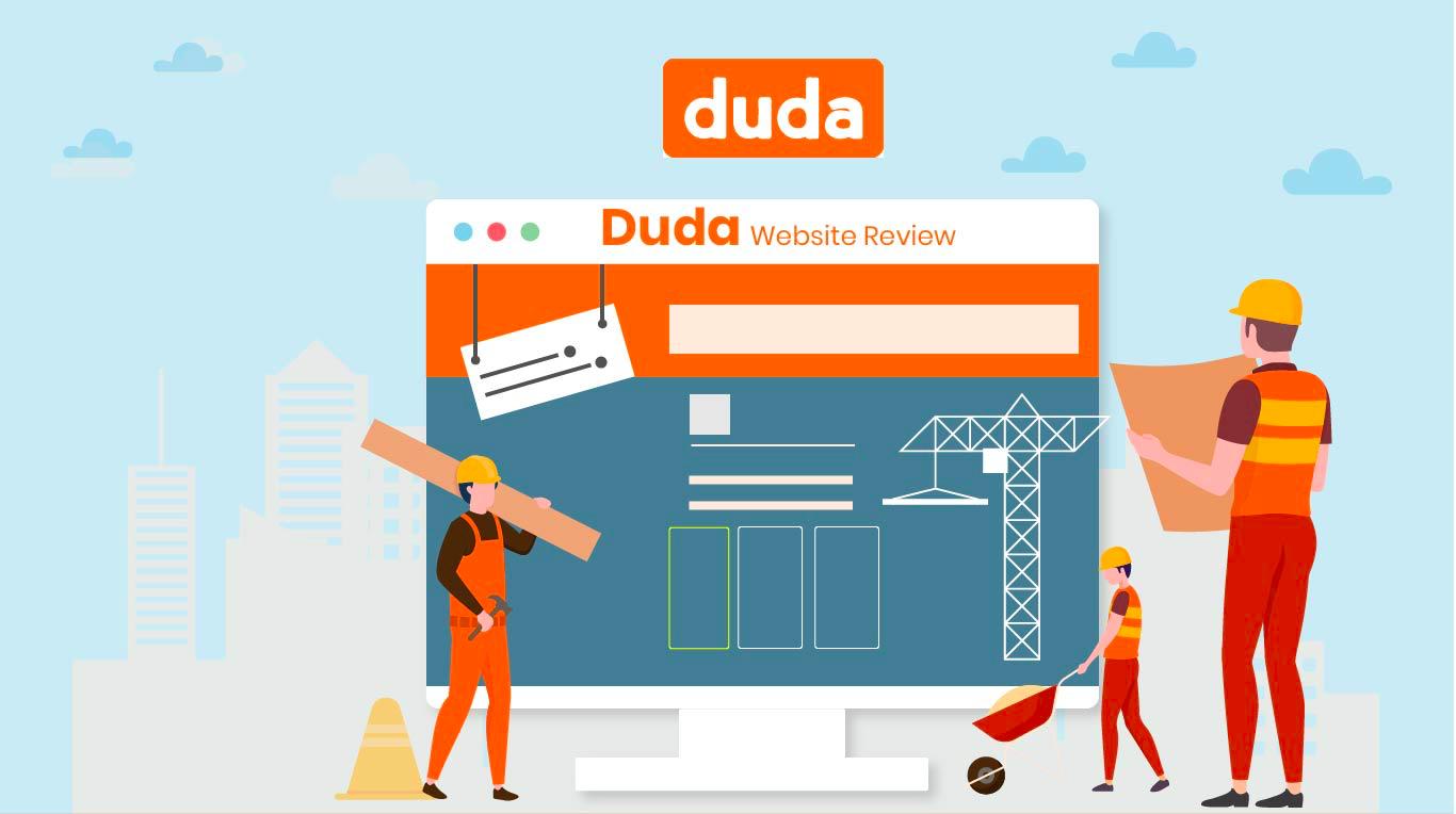 Duda Website Review