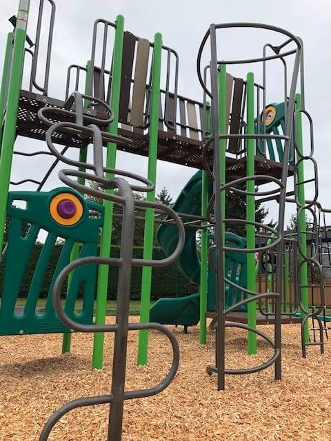 Rathdown Park Community Playground (Sidney, BC)