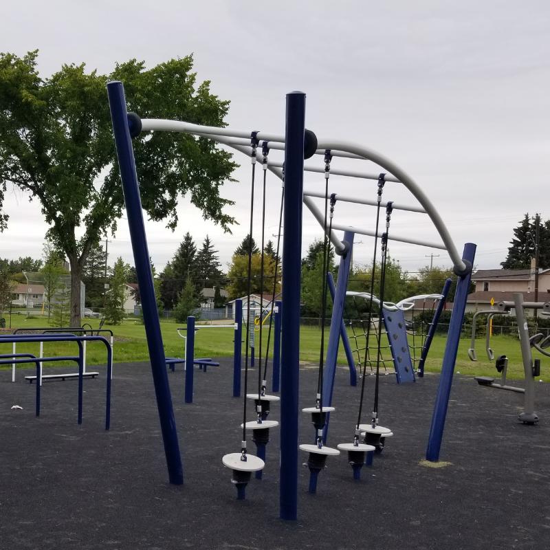 L.Y. Cairns School Playground (Edmonton, AB)
