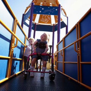 accessible playgrounds for kids