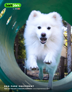 Park-N-Play-Design-Canada-Supplier-Catalogs-Bark-Park-Dog-Park-Equipment-COVER-234x300
