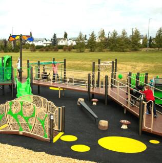 Park-N-Play Design Canada Blog 2020 Playground Trends 1
