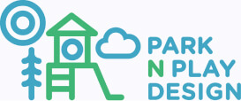 Park n Play design Logotype