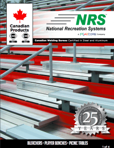 Park-N-Play-Design-Supplier-Catalogs-Cover-National-Recreation-Systems-Bleachers-Benches-233x300