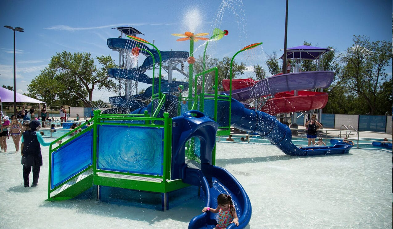 Splash Pad Equipment