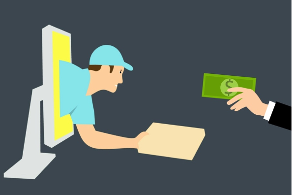 Online shopping with smart delivery solution