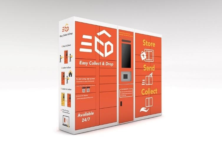 ECD smart locker