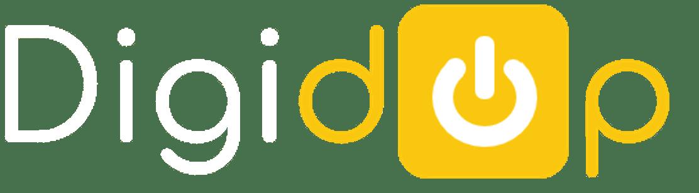 Logo Digidop Blanc