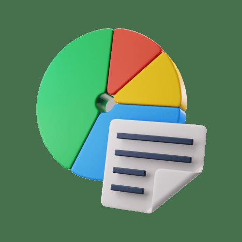 image-graphique et diagnostic 3d