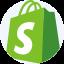 Icone du logo Shopify