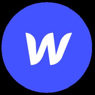 Icone du logo Webflow