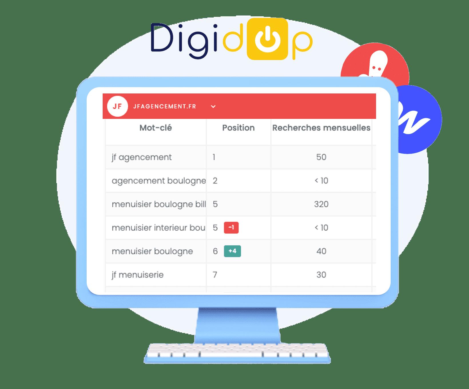 ranking-keyword-jfagencement-webflow-x-octopulse-x-digidop