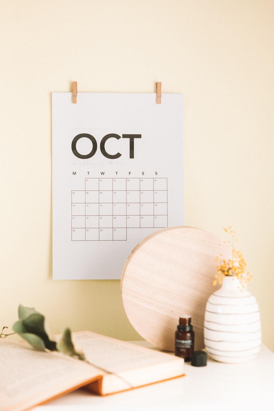 Date of the UCAT