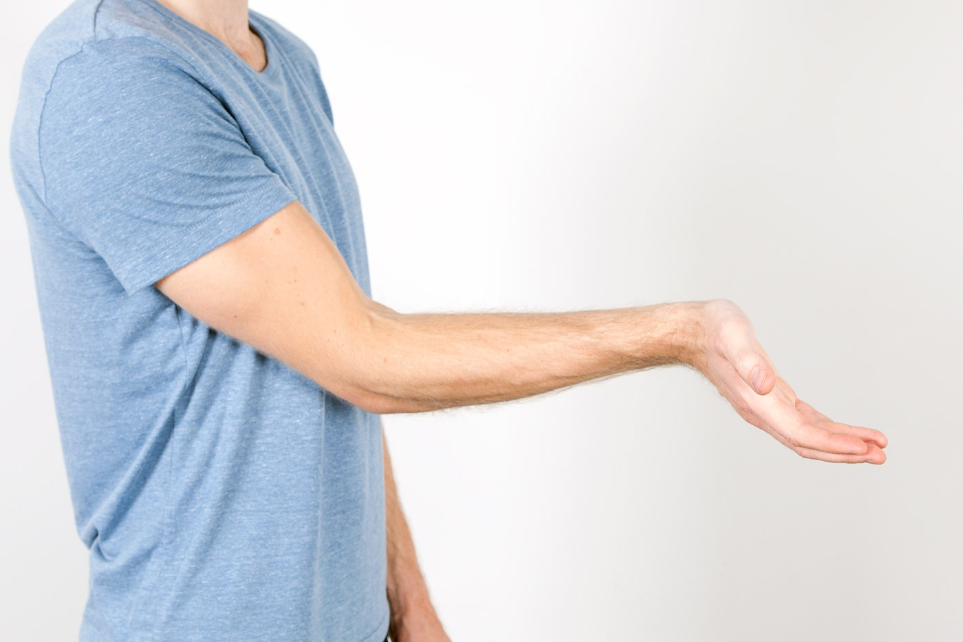 Check for tennis elbow