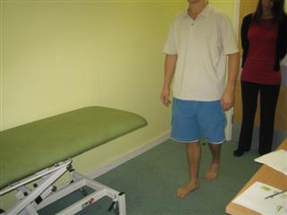 Assess patient walking