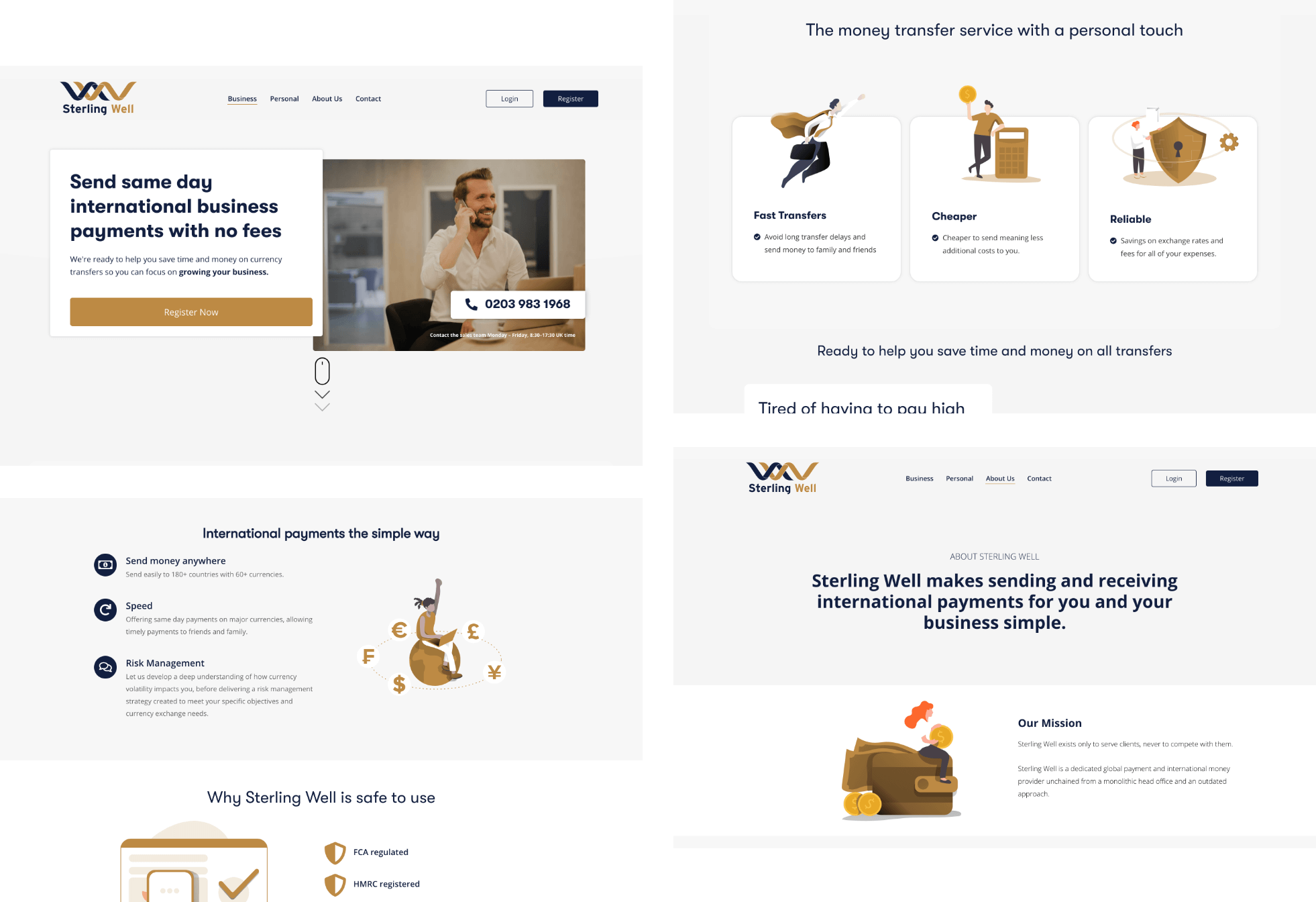image showing marketing websites socially inspire have designed