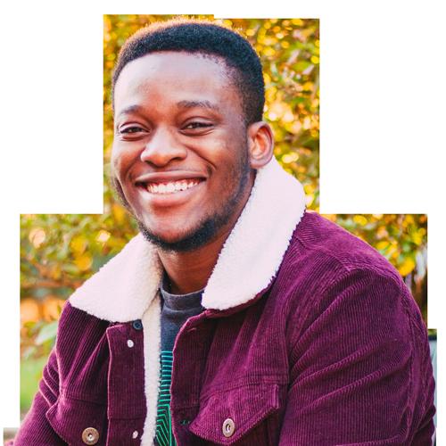 Image of our customer, Timi Dayo-Kayode.