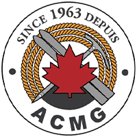 Association Of Canadian Mountain Guides ACMG Logo