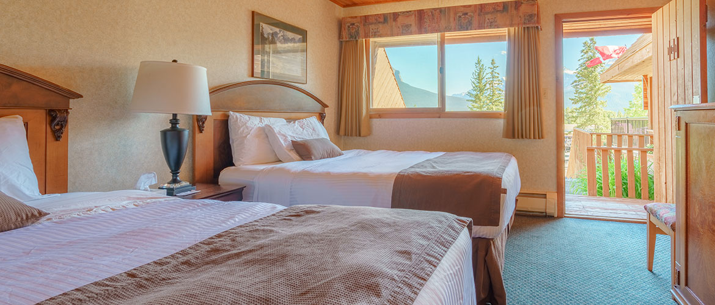 Accommodation in Jasper National Park