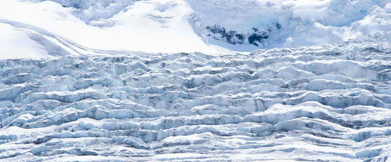 IceWalks Columbia Icefield Landscape