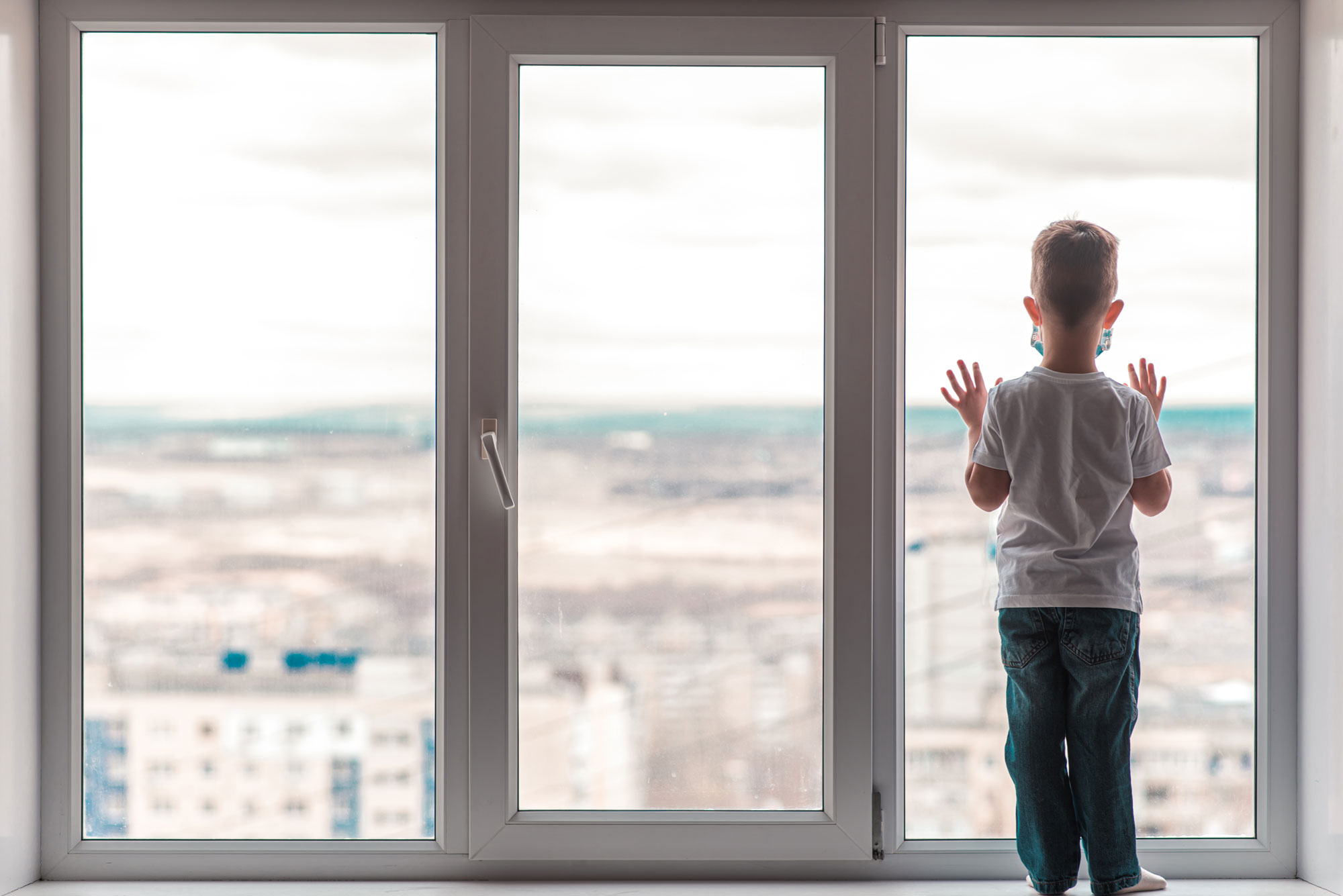 Help kids cope with stress-induced amidst Covid pandemic fears and lockdown repercussions.