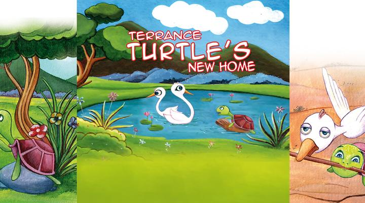 Terrance Turtle's New Home