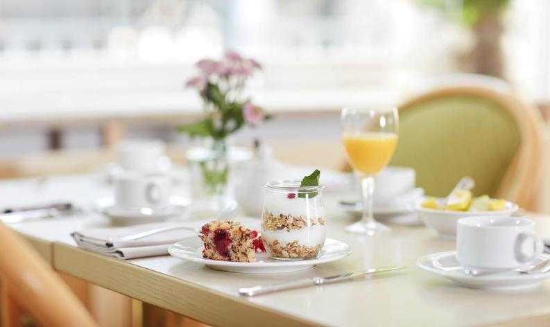 Sathya Ayurveda Bonn Restaurant vom Living Hotel Kanzler