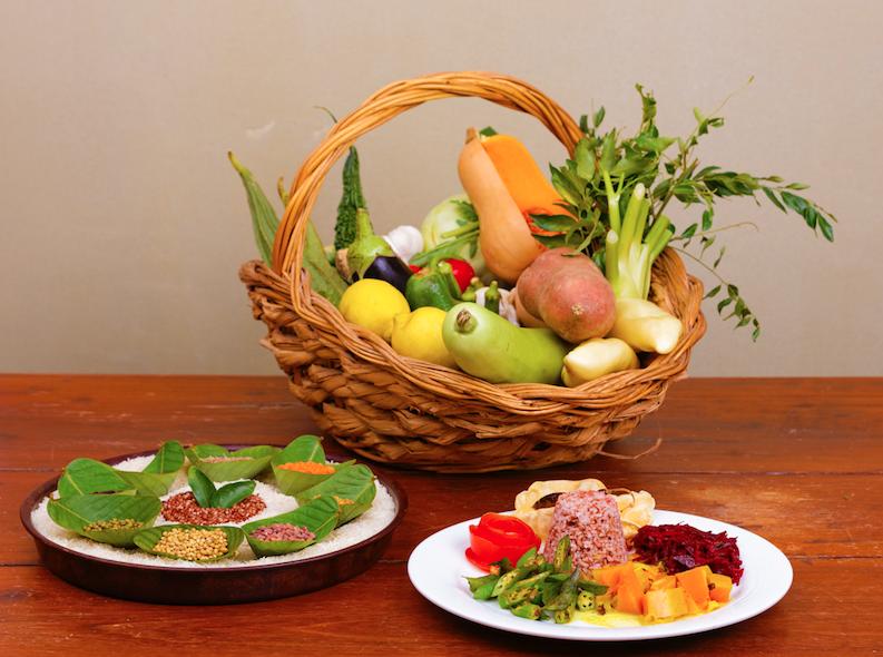 Sathya Ayurveda Bonn im Living Hotel Kanzler frische Küche