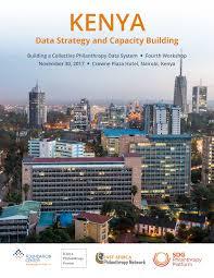 Data Strategy and Capacity Building - Kenya