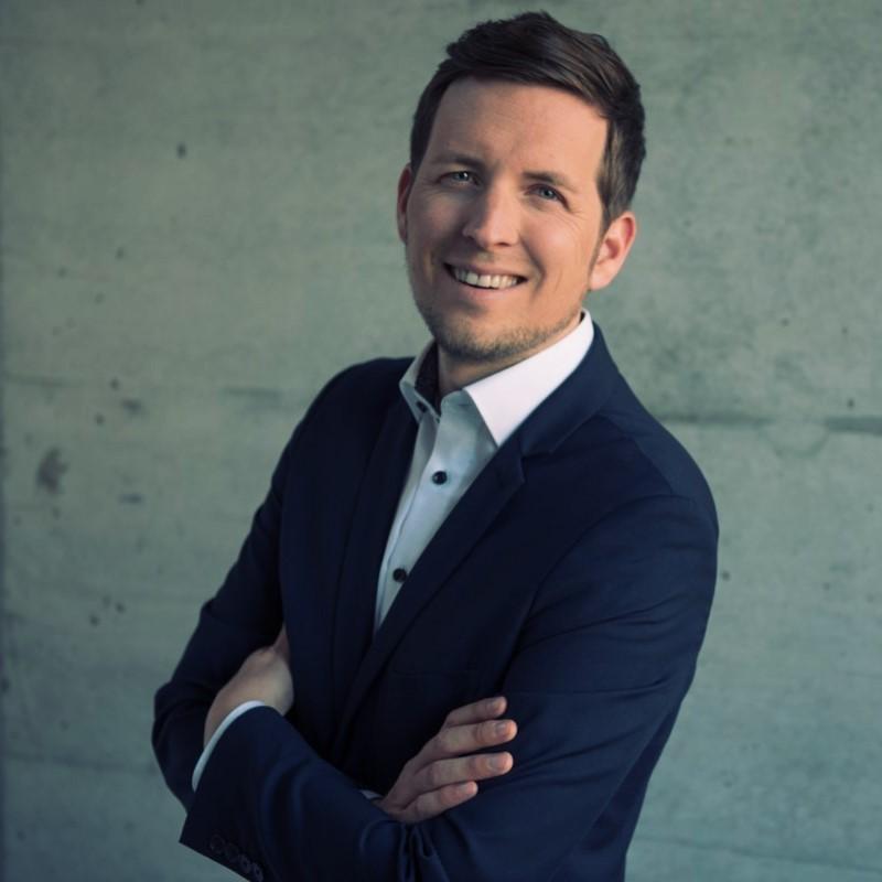 Portrait Matthias Gasser Testimonial