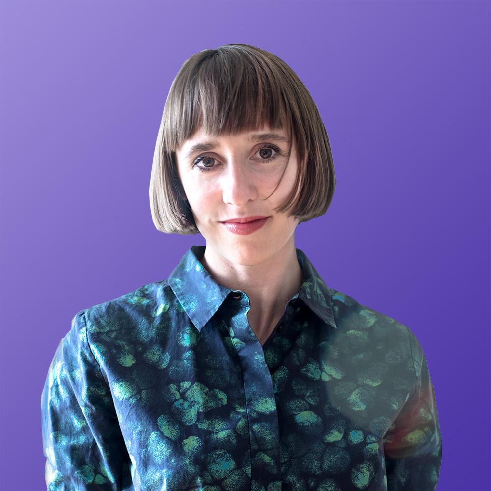 Anna Nerz-Jost Portrait