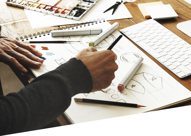 Creating new concepts image sketching - innohack