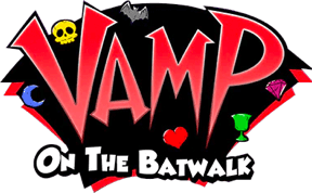 vamp on the batwalk logo