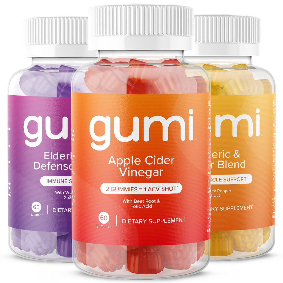 Gumi Bottles