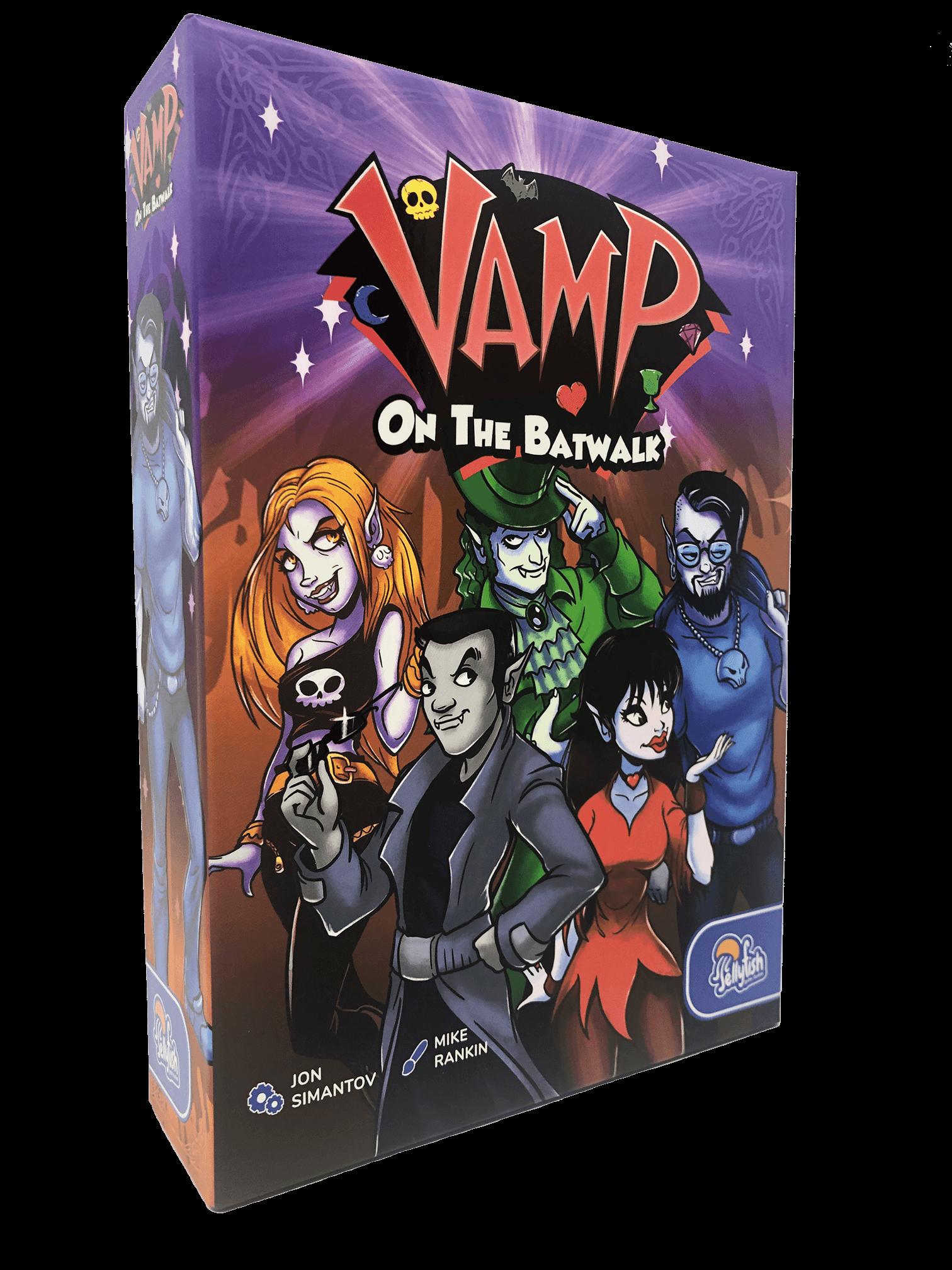 vamp on the batwalk box