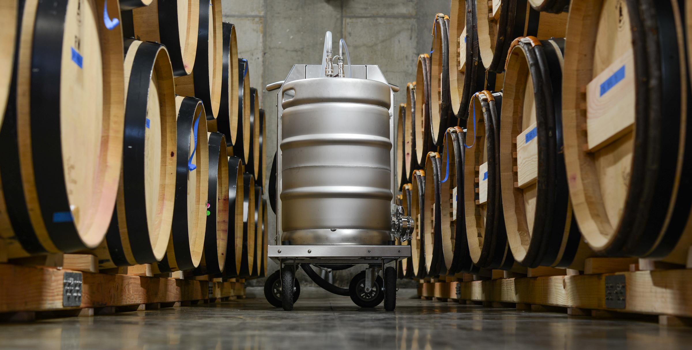 the barrel wise barrel management system