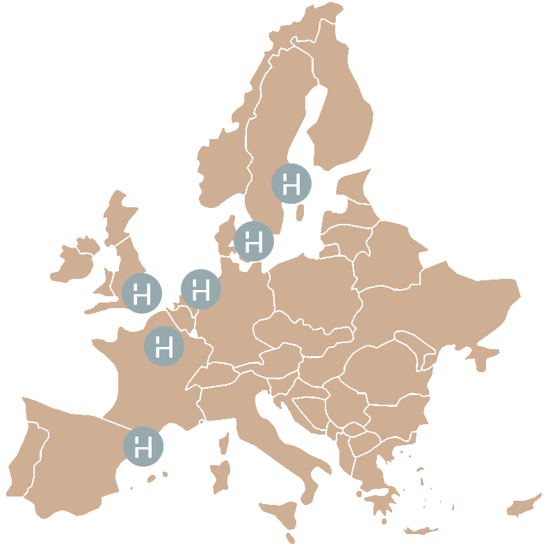 Europe Locations