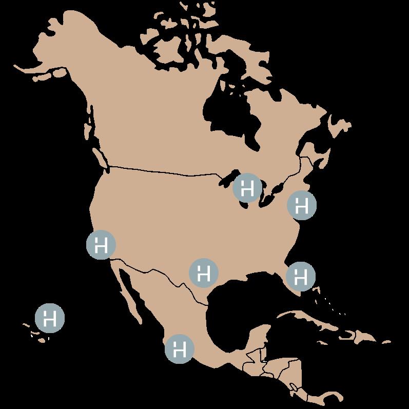 Americas Locations