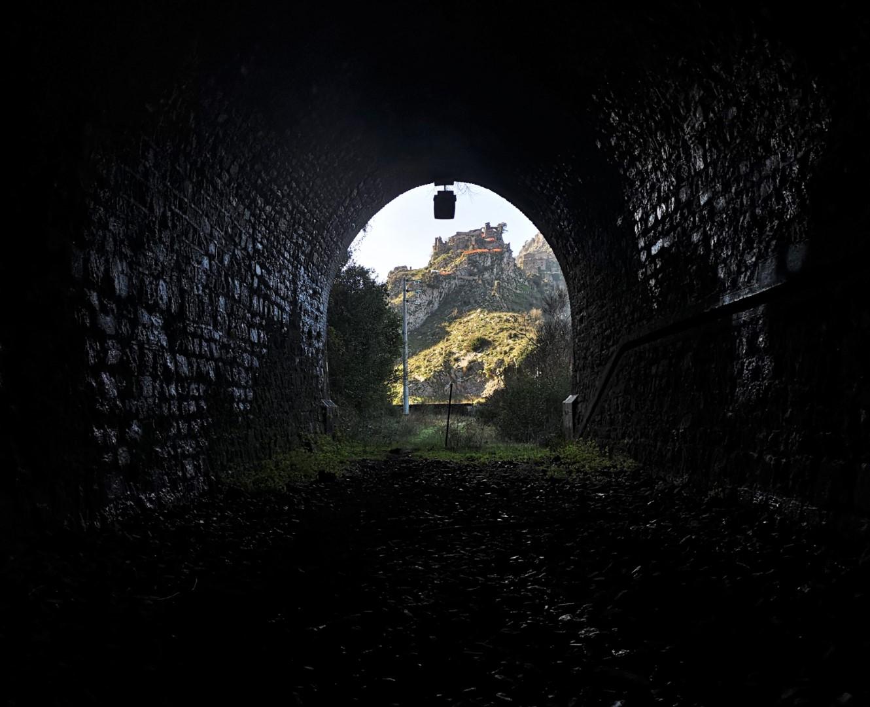 Percorso ferrovie abbandonate