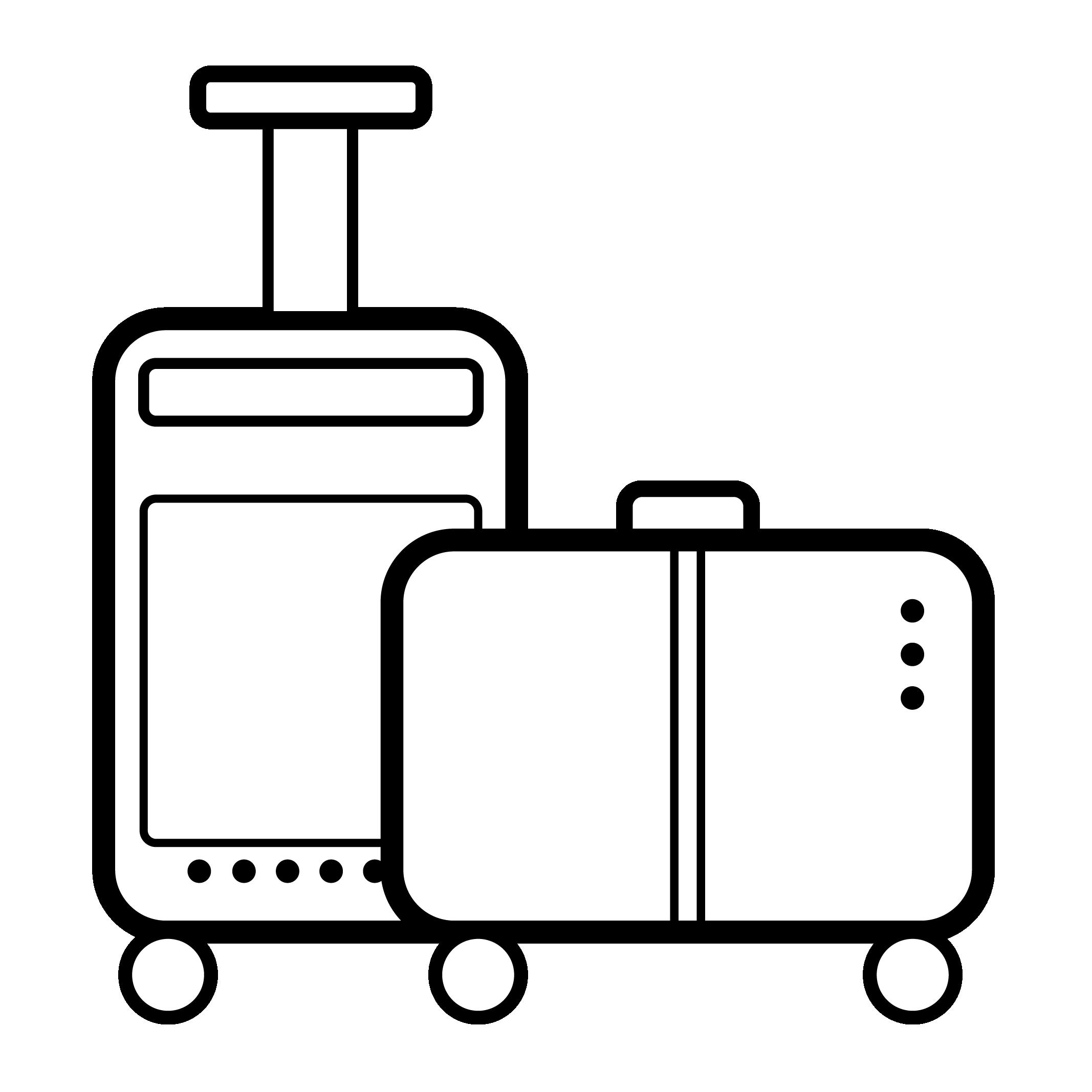 Lasciare i bagagli