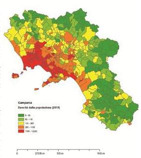 Cilento Covid-19 zona verde e blu