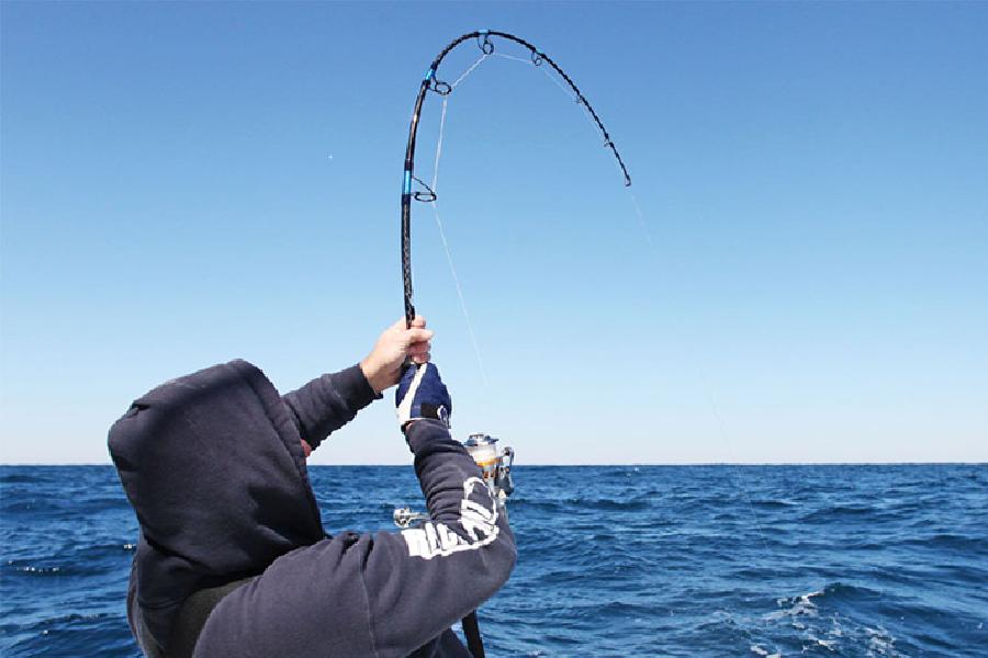 Pesca Sportiva a Marina di Camerota